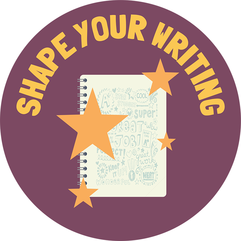 shape your writing