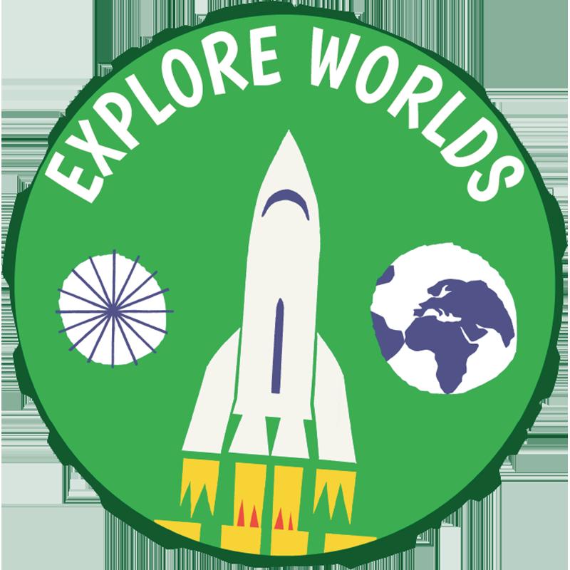 Explore worlds